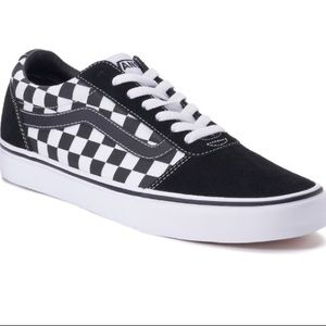 Checkered Black/True White  👟 New in box